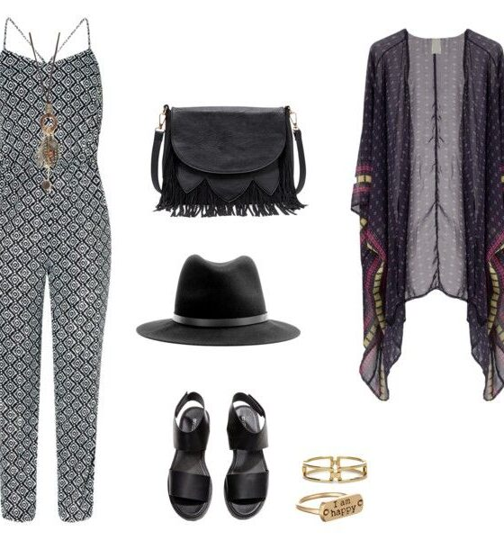 How to style: Jumpsuit