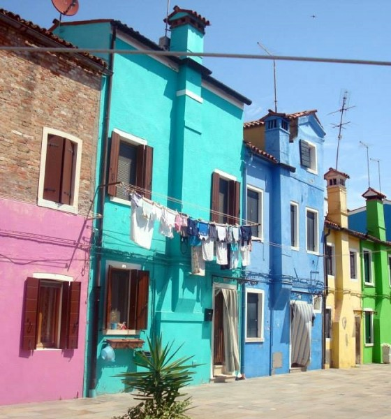 Travel with Tia Teilli: Burano, Murano and Venice
