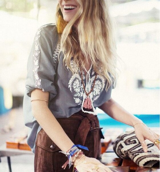 Dree Hemingway: Style Inspiration