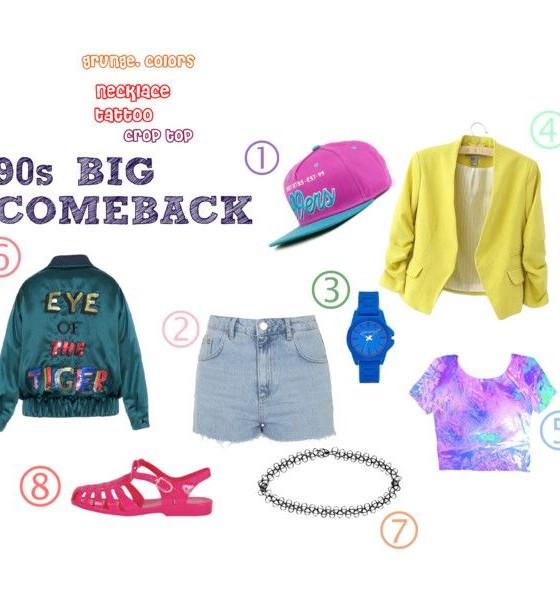 90s Big Comeback