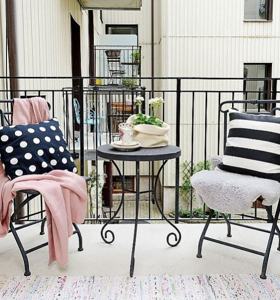 Guest Post: Inspiring Balcony Designing Tips