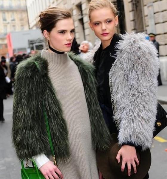 Faux Fur Domination