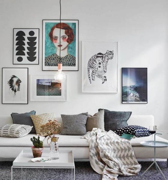 Decorate Your Home With Unique And Cool Prints