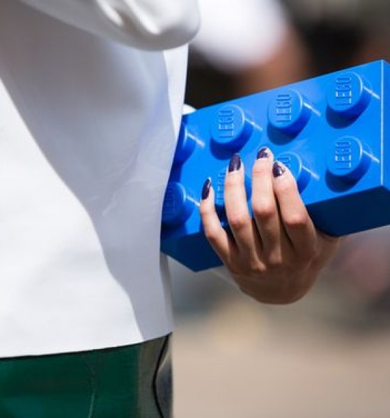 Lego Clutch: From Toys To The Must Have Fashion Accessories