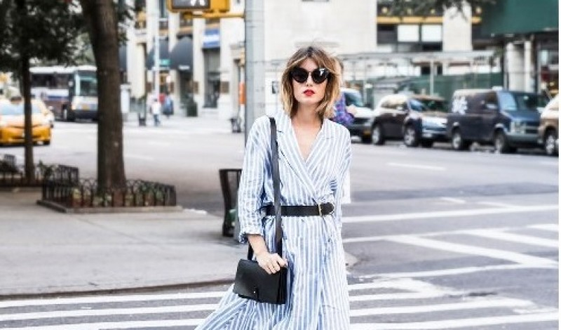 Baby Blue: 3 Streetstyle Looks To Get Inspired By