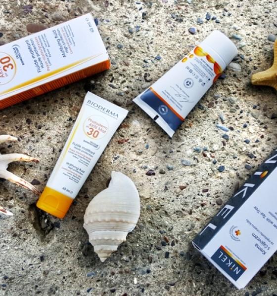 Summer Skin-Care Routine
