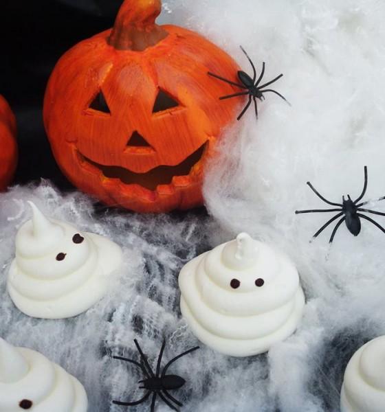 Meringue Ghosts Recipe: Easy and Fun