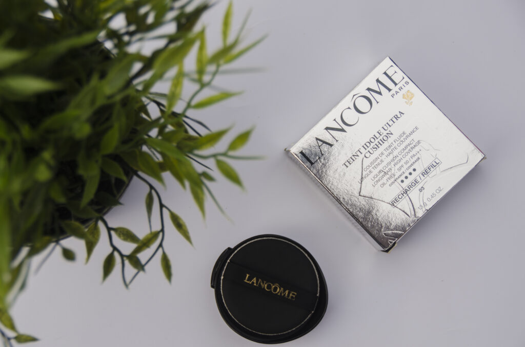 Lancôme cushion recenzija