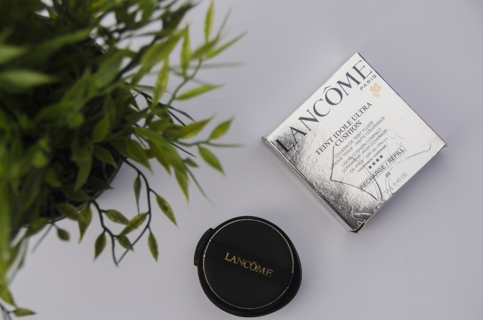 Lancôme cushion foundation