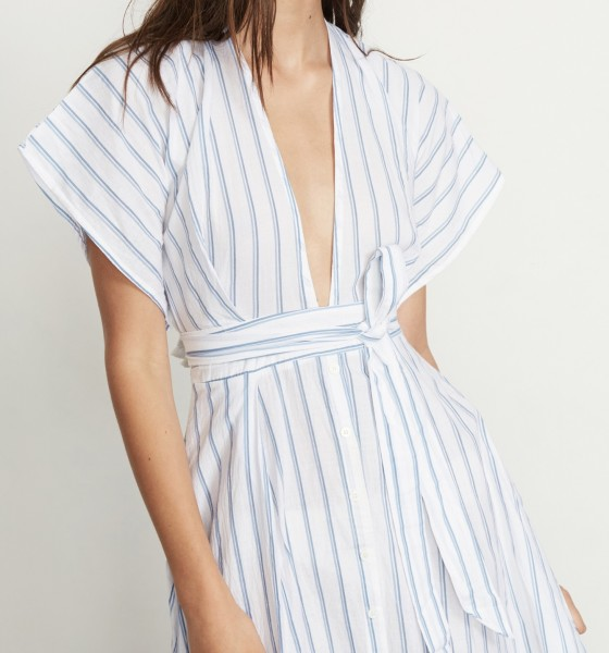 The Wrap Dress – Trend You'll Want to Wear All Summer