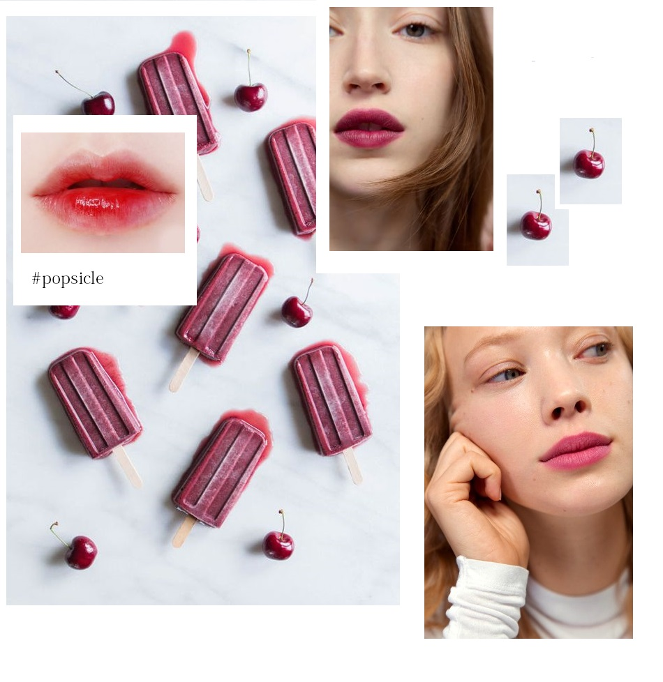 popsicle lips