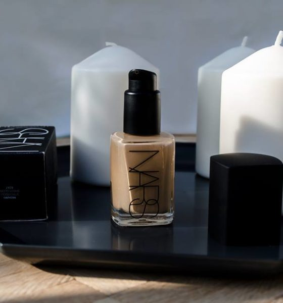 Nars Sheer Glow Foundation: Review