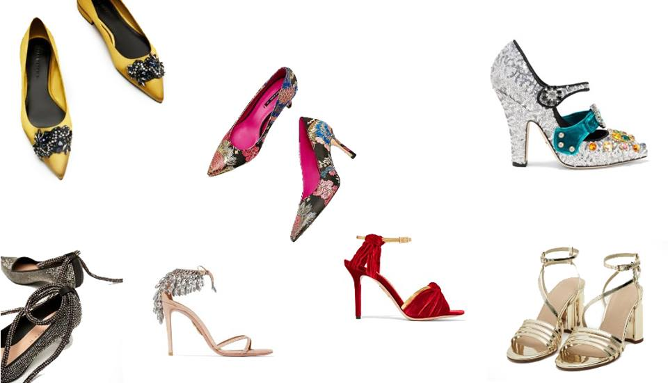 7 Pairs Of Shoes To Wear This New Year`s Eve
