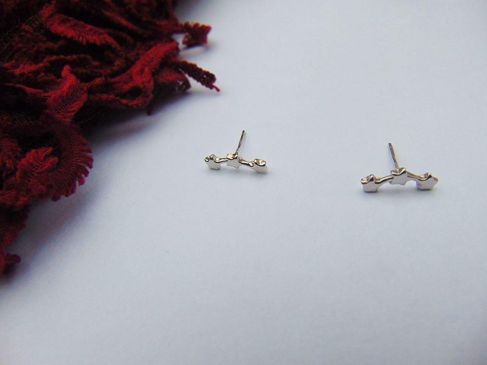 minimal jewelry stars