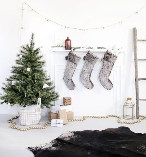 Scandinavian Christmas Home Decor Ideas You'll Love