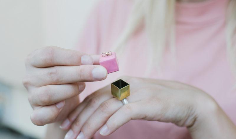 Interview With Jewelry Designer Neža Žehelj