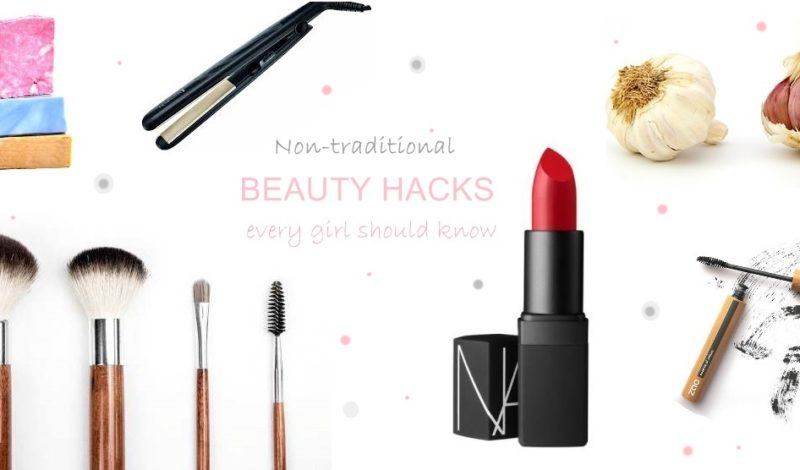 Non-traditional Beauty Hacks That Actually Work