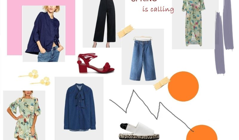 Spring Vibes: Everything You Need to Refresh Your Wardrobe