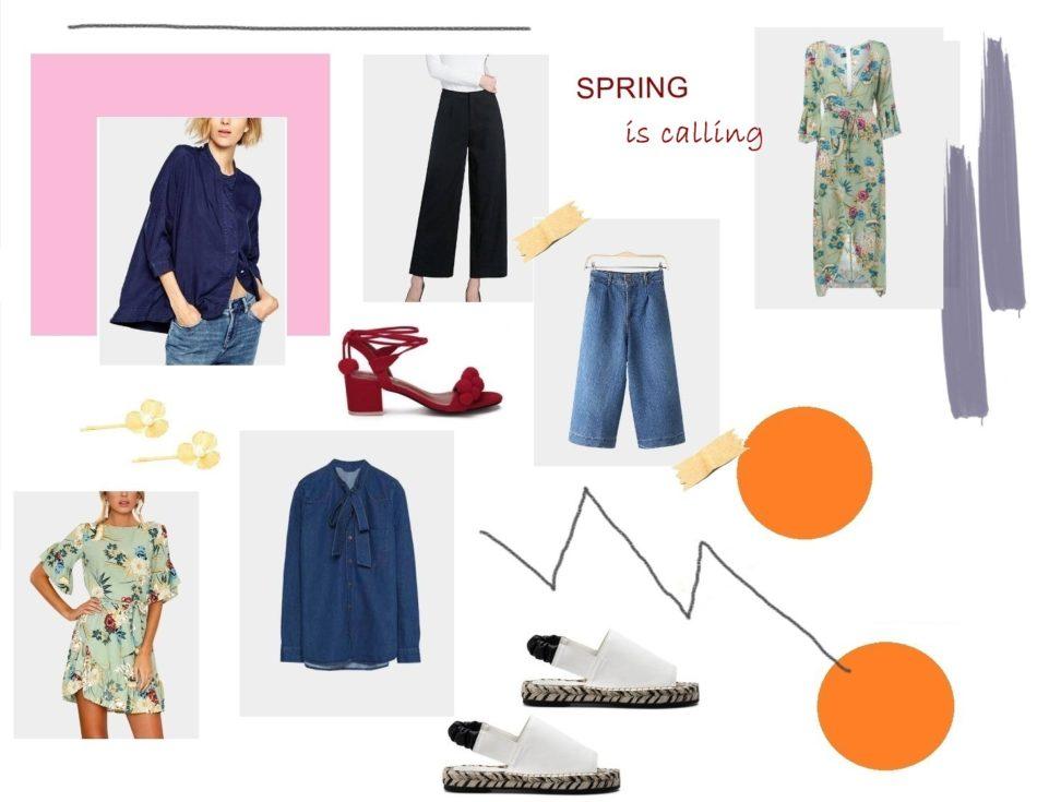 proljetni trendovi