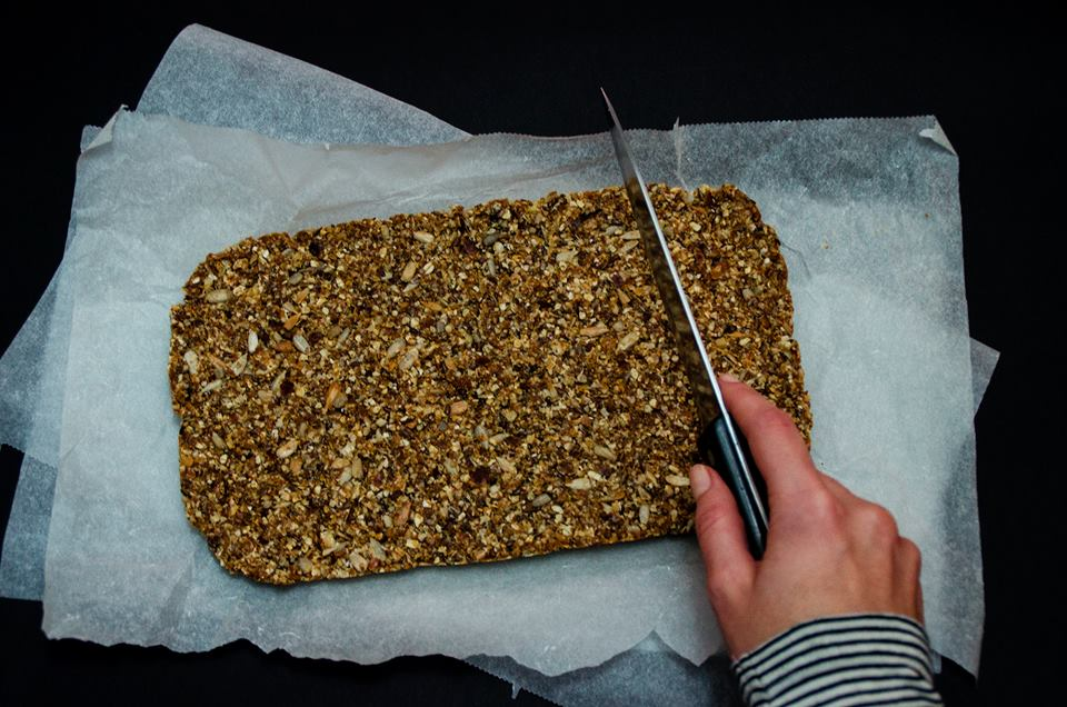 granola pločice