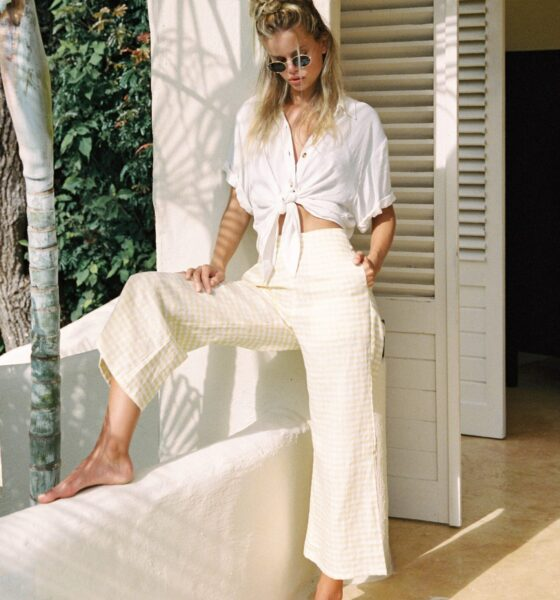 Tie-Front Top Trend You'll Love This Summer