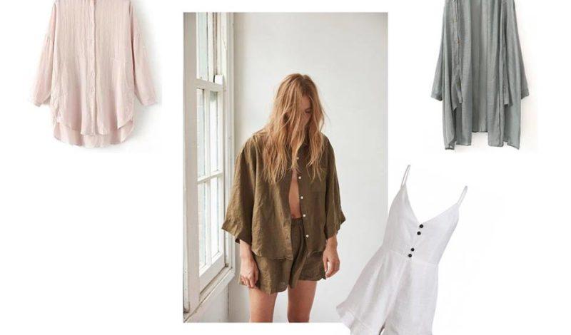 Current Crush: Linen Fabric!