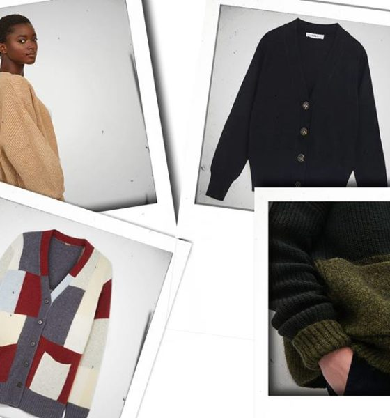 Here's Why We're All About The Cardigan Trend