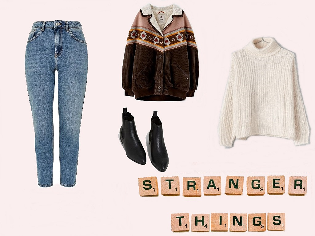 stranger things odjeća