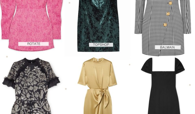 The Best Party Dresses For New Year's Eve