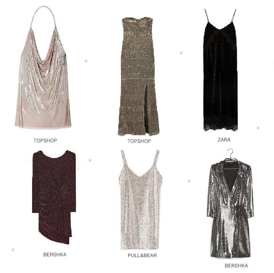 haljine za novu godinu