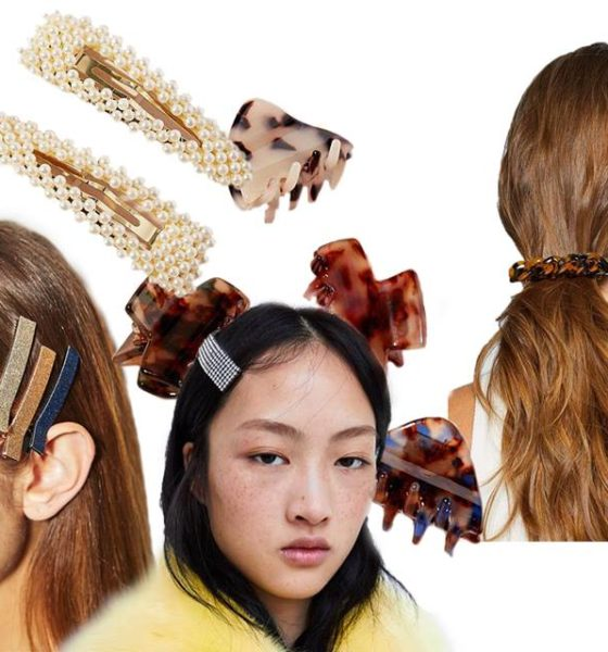 Why Hair Clips Are The Must-Have In 2019