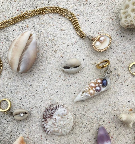 Trend Alert: Pearls and Shell Jewelry