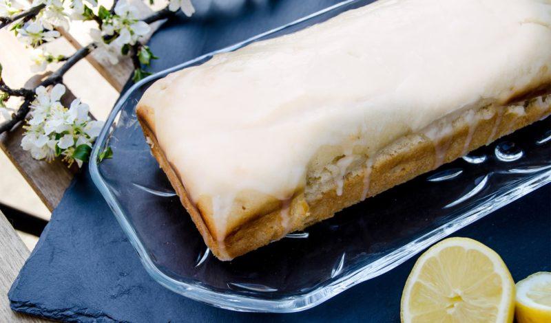 Vegan Lemon Drizzle Cake Recipe – Quick And Easy!