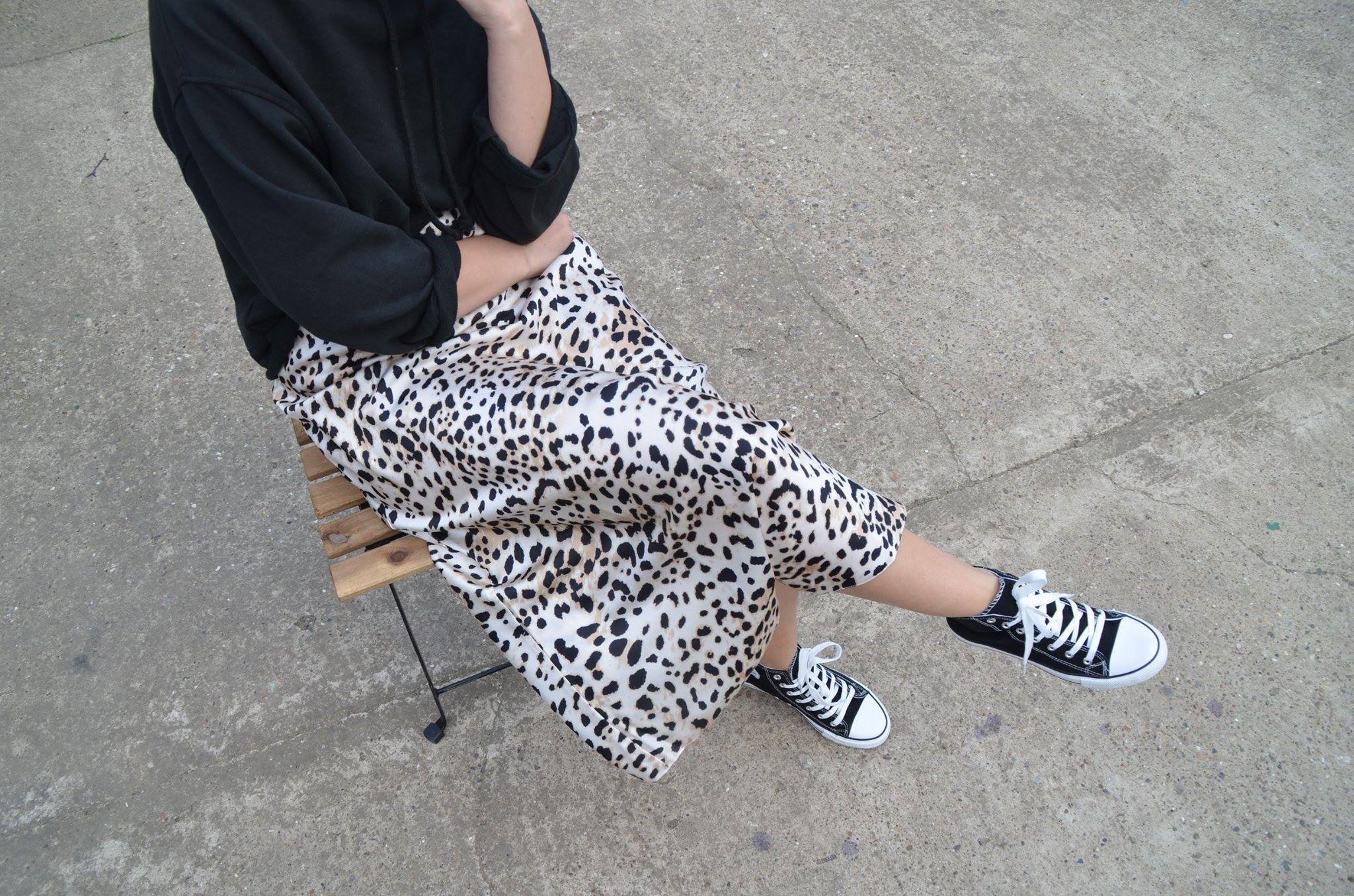 slip skirt trend