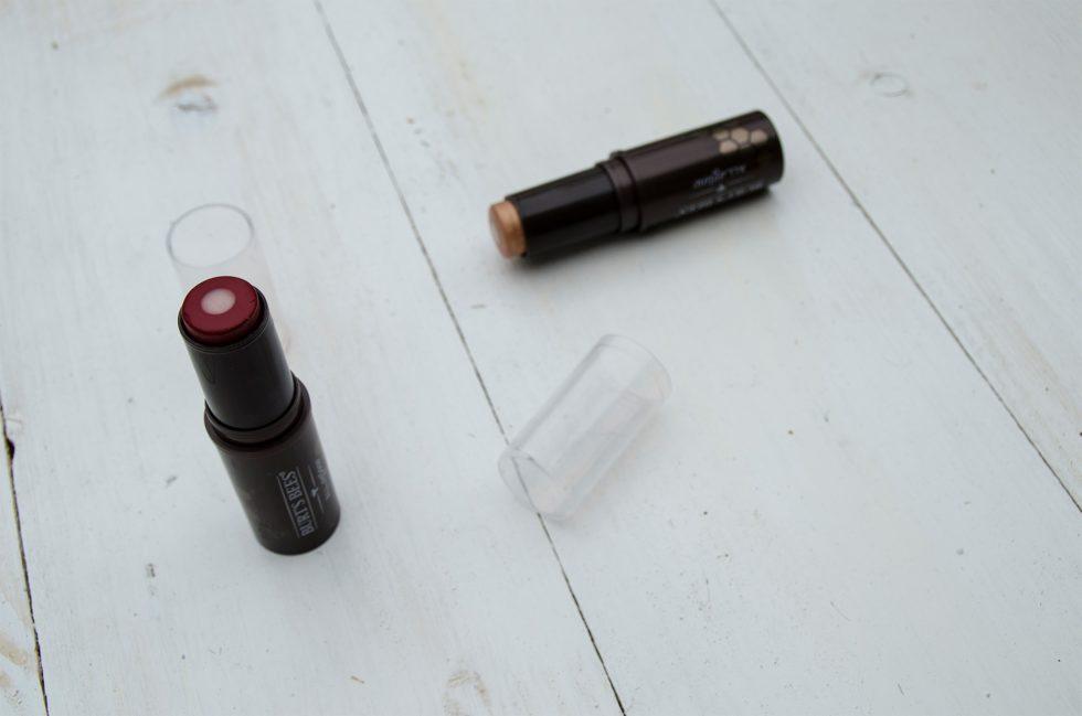 Burt's Bees 100% Natural All Aglow Lip & Cheek Stick