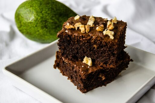 avokado brownies recept