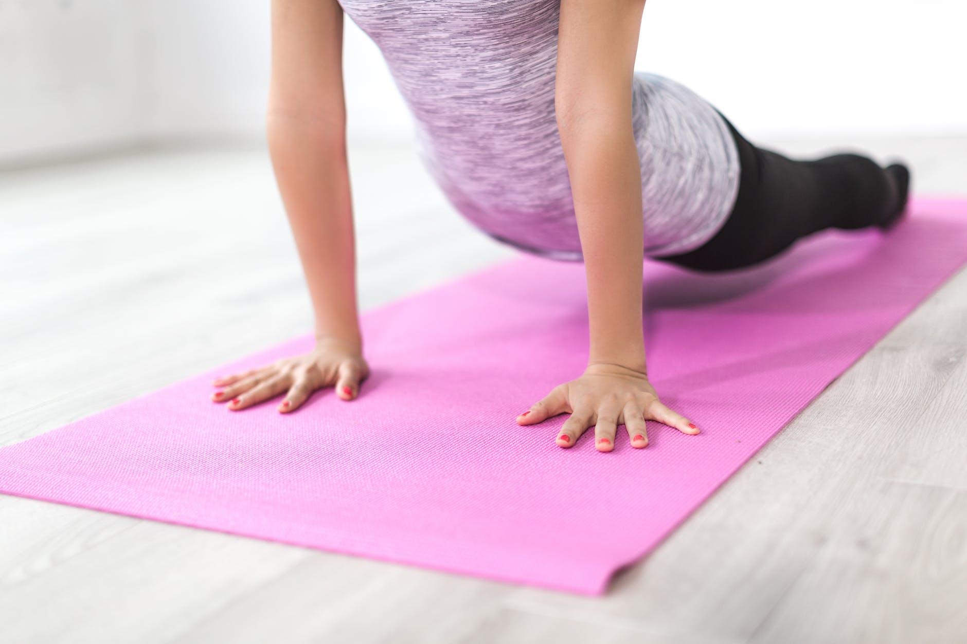 yoga za početnike