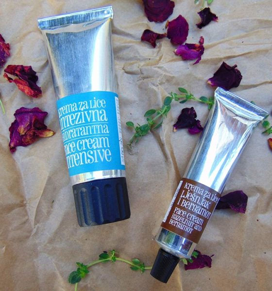 Review: Natural & Cruelty-Free Sapunoteka Face Moisturizers