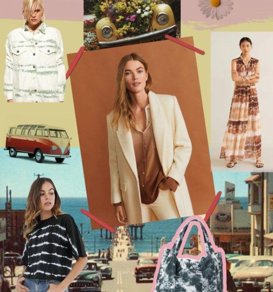 Tie Dye: Jedan Od Velikih Trendova Ove Jeseni