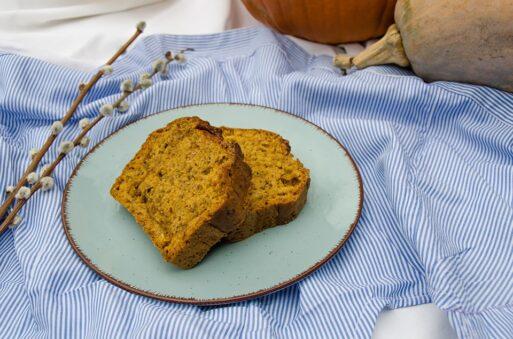 vegan pumpkin spice cake