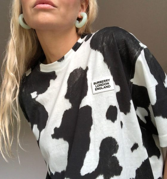 'Cow Print' Is Officially Fall's Biggest Pattern Trend