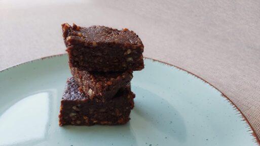 Raw Chocolate cakes